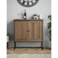 Sanford Parquet Drinks Cabinet