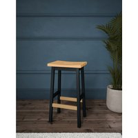 Padstow Barstool blue