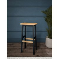 Padstow Tall Barstool blue