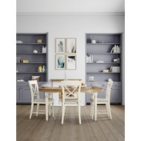 M&S Greenwich Oval Extending Dining Table P22153122