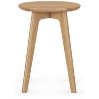M&S Nord Stool/Side Table - 1SIZE - Walnut, Walnut