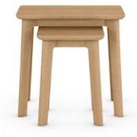 M&S Nord Nest of Tables - 1SIZE - Walnut, Walnut