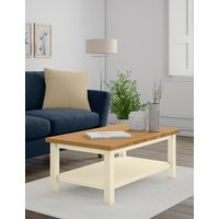 Padstow Coffee Table Cream