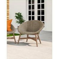 Capri Teak Garden Chair