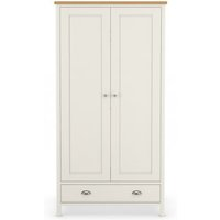 MandS Padstow Double Wardrobe - 1SIZE - Ivory, Ivory
