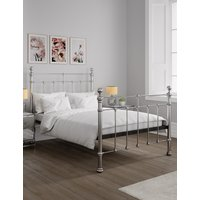 Castello Pewter Bed Stead