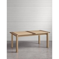 Sonoma Blonde Extra Long Extending Dining Table
