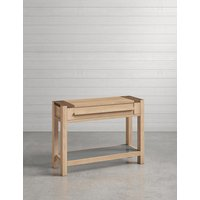 Sonoma Blonde Console Table