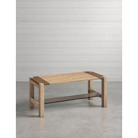 Sonoma Blonde Coffee Table