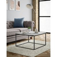 Sanford Marble Square Coffee Table