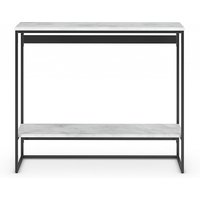 Sanford Marble Square Console Table
