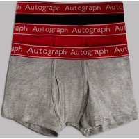 Autograph 3 Pack Cotton with Lycra  (4-16 Years)