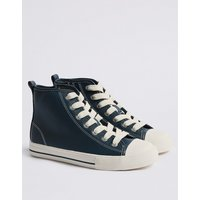 Kids' High Top Trainers (13 Small - 7 Large)
