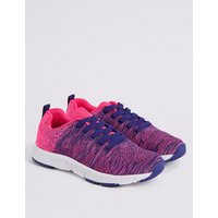 Kids' Knitted Fashion Trainers (13 Small - 6 Large)