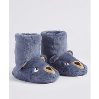 Kids' Bear Boot Slippers (5 Small - 12 Small)