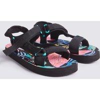 Kids' Trekker Sandals (13 Small - 6 Large)