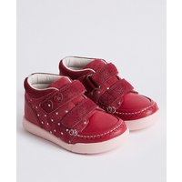 Kids' Leather Walkmates Fashion Trainers (4 Small - 11 Small)