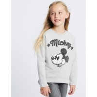 Mickey Mouse Sweatshirt (3-16 Years)