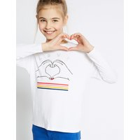 StayNEW Love Top (3-16 Years)