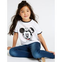 Mickey Mouse T-Shirt (3-16 Years)