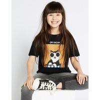 Pure Cotton On Vacay T-Shirt (3-16 Years)