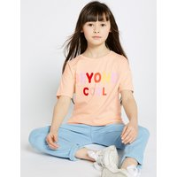 Pure Cotton Beyond Cool T-Shirt (3-16 Years)