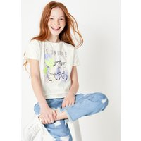Cotton Be Unique Unicorn T-Shirt (6-16 Years)