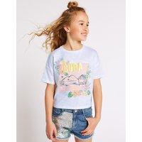 Pure Cotton Cuba T-Shirt (3-16 Years)
