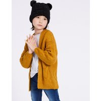 Cable Knit Cardigan (3-16 Years)