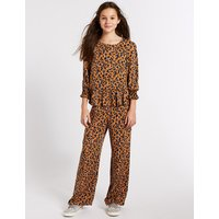 Animal Printed Trousers (3-16 Years)