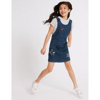 2 Piece Top & Pinny Outfit (3-16 Years)