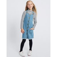 2 Piece Top & Pinny Dress Outfit (3-16 Years)