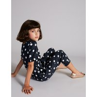 Autograph Spotted Jumpsuit (3-16 Years)