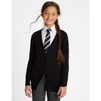 Senior Girls Pure Cotton Cardigan