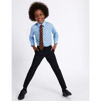 Boys Slim Fit Slim Leg Trousers
