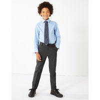 Boys Slim Fit Skinny Leg Trousers