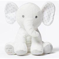 Born in 2020 Elephant Soft Toy.