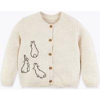 Cotton Peter Rabbit Cardigan