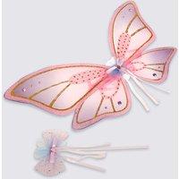 Fairy Wing & Wand Set