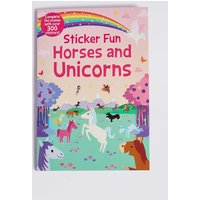 Sticker Fun Horses & Unicorns