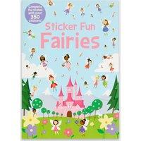 Sticker Fun Fairies Book