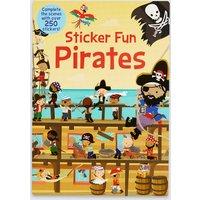 Sticker Fun Pirates Book