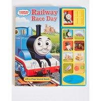 Thomas & Friends Railway Race Day Sound Book
