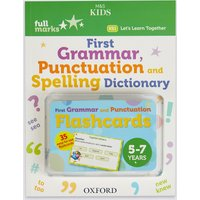 First Grammar, Punctuation & Spelling Dictionary