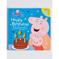 Peppa Pig Happy Birthday!