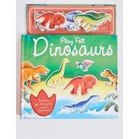 Play Felt Dinosaurs