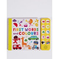 My Noisy Book of First Words & Colours