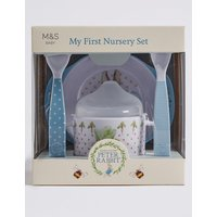 Peter Rabbit My First Nursery Set