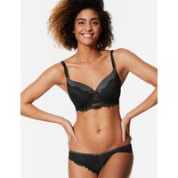 M&S Collection Padded Full Cup Bra A-E