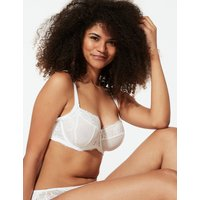 MandS Collection Lace Non-Padded Full Cup Bra A-D